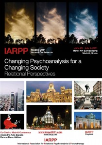 IARPP Annual Conference, Madrid 2011